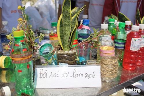 tái chế rác vô cơ
